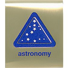 Cub Scout Academics - Astronomy Belt Loop and Pin