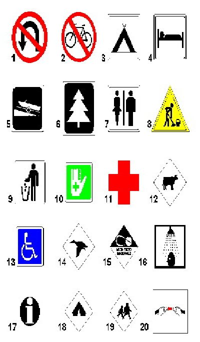 international signs and symbols | Picsicio