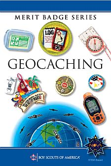 Geocaching Merit Badge Pamphlet
