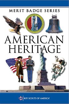 american heritage merit badge. Black Bedroom Furniture Sets. Home Design Ideas