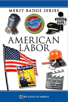 american labor merit badge. Black Bedroom Furniture Sets. Home Design Ideas