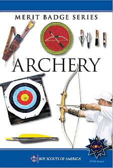 archery merit badge. Black Bedroom Furniture Sets. Home Design Ideas