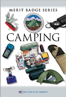 Printables Camping Merit Badge Worksheet camping merit badge pamphlet