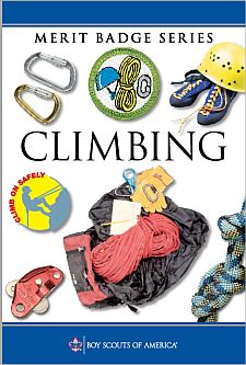 Climbing Merit Badge Worksheet - Davezan
