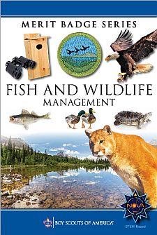 Fish and wildlife management for Fishing merit badge