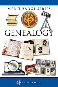 Genealogy Merit Badge