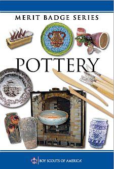 Pottery Merit Badge