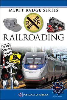 Railroading Merit Badge Pamphlet