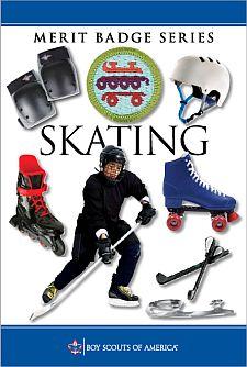 Skating Merit Badge