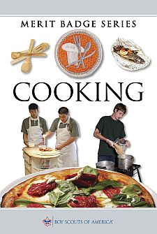 Cooking Merit Badge - 2016 Requirements