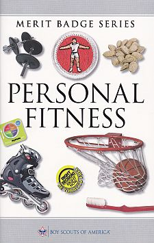 Personal Fitness Merit Badge P&hlet ...