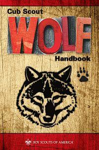 Wolf Handbook Cover