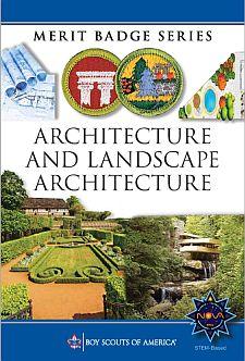 architecture landscape mb merit badge pamphlet requirements usscouts pamphlets