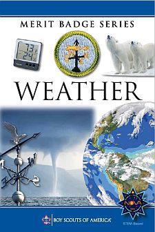 Weather Merit Badge   2007 2013