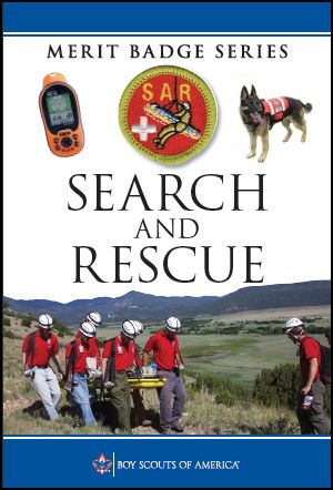 Search And Rescue Merit Badge Requirements 2017 2018